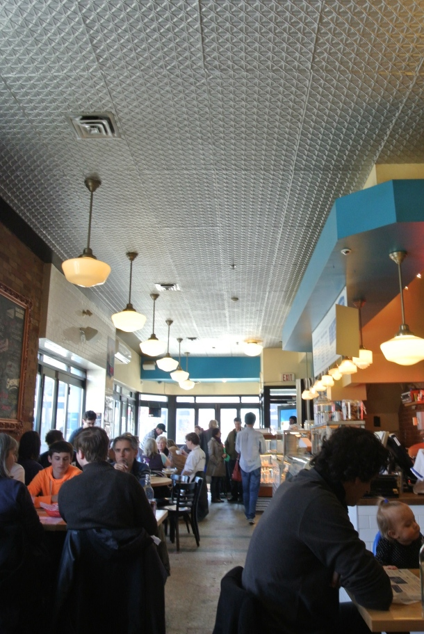 Inside Caplansky's
