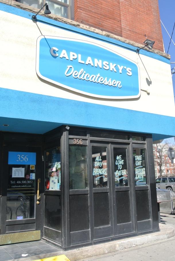 Caplansky's