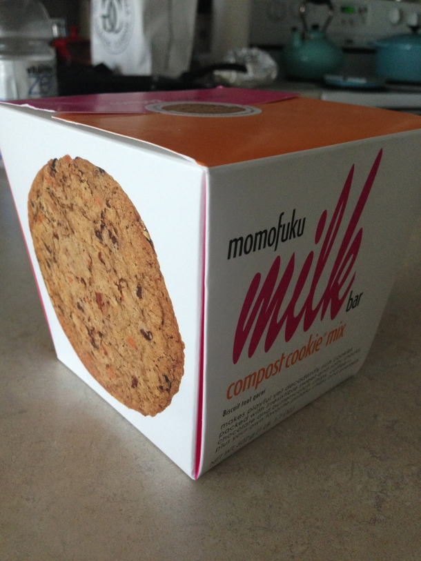 Birthday Goodies - Momofuku Milk Bar Cookie Mix!