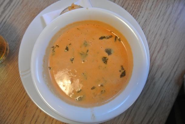 Fish soup!
