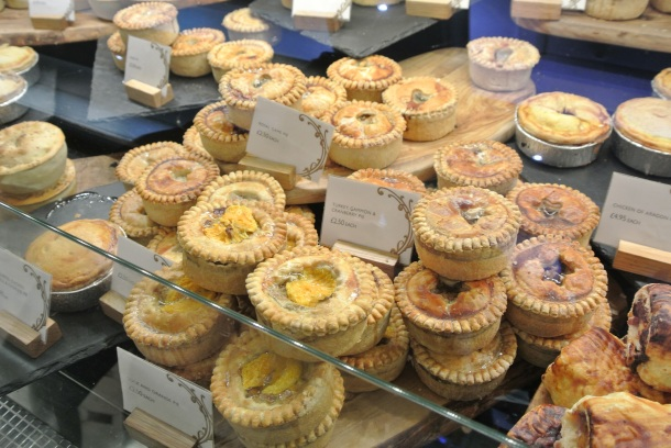 Savoury pies galore!