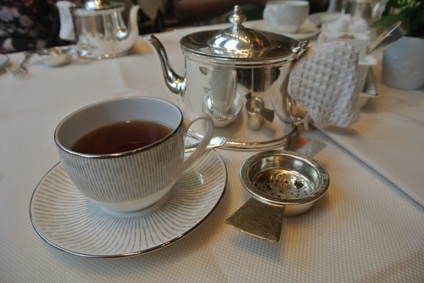 The black tea blend called - Royal Connaught Afternoon Tea.