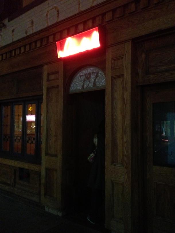 Bar Isabel.