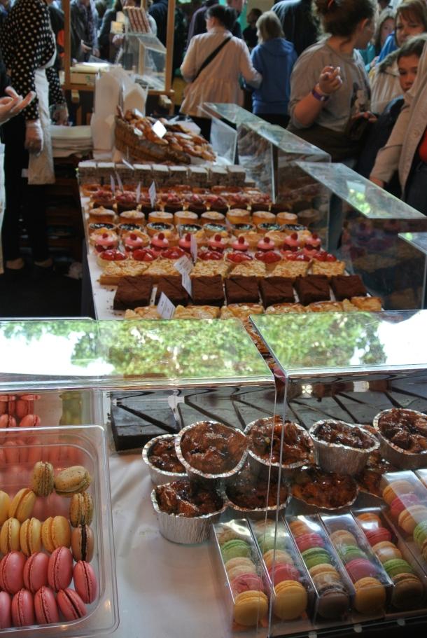 Borough - pastries