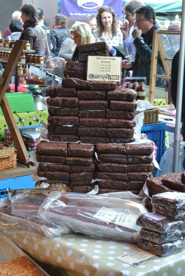 Borough - brownies