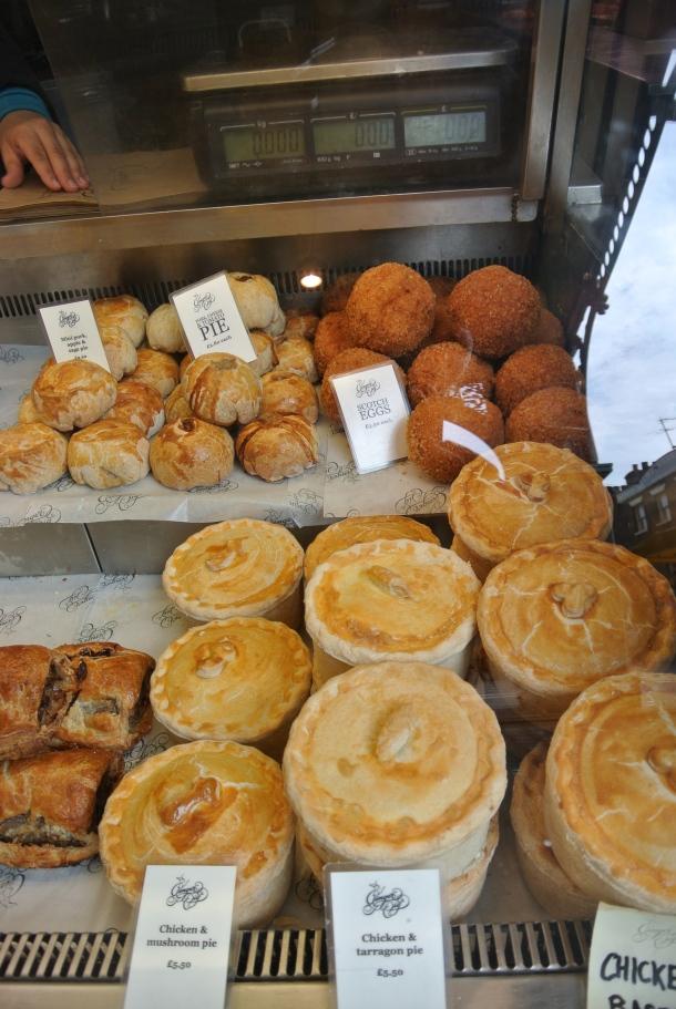 Borough - pies