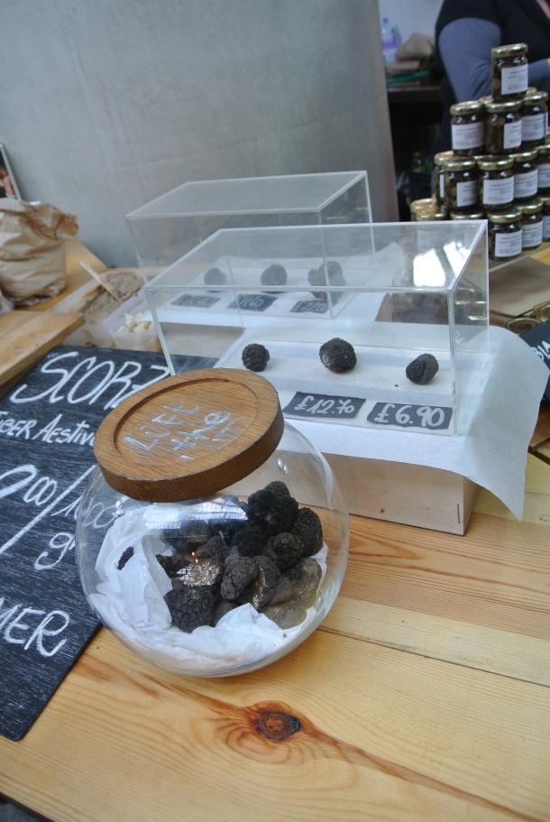 Borough - truffles