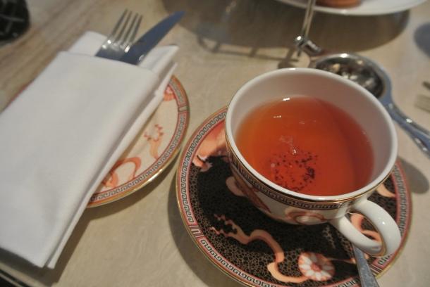 Shangri-la - tea