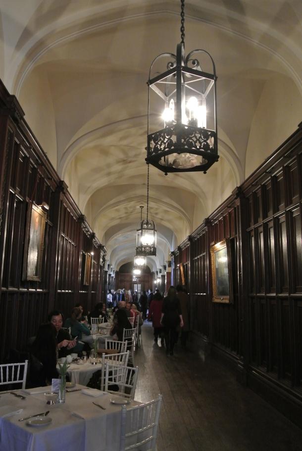 Casa loma - grand hallway