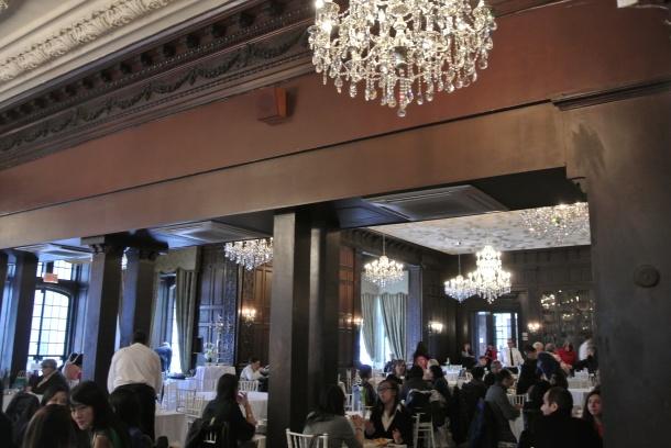 Casa loma -ballroom