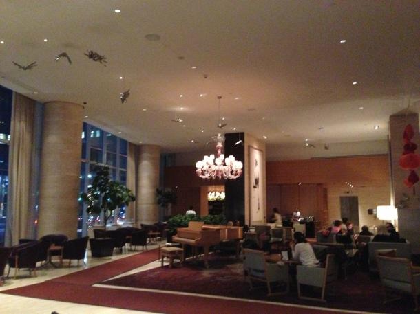 Shangri-la - lobby