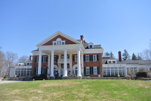 Beautiful Langdon Hall.