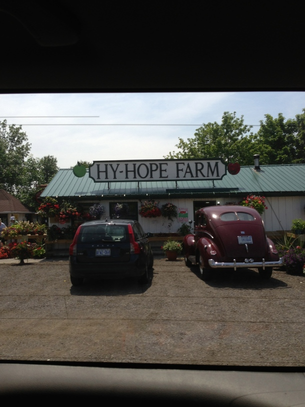 Hy-Hope Farms.