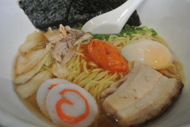 Noodle bar - close up