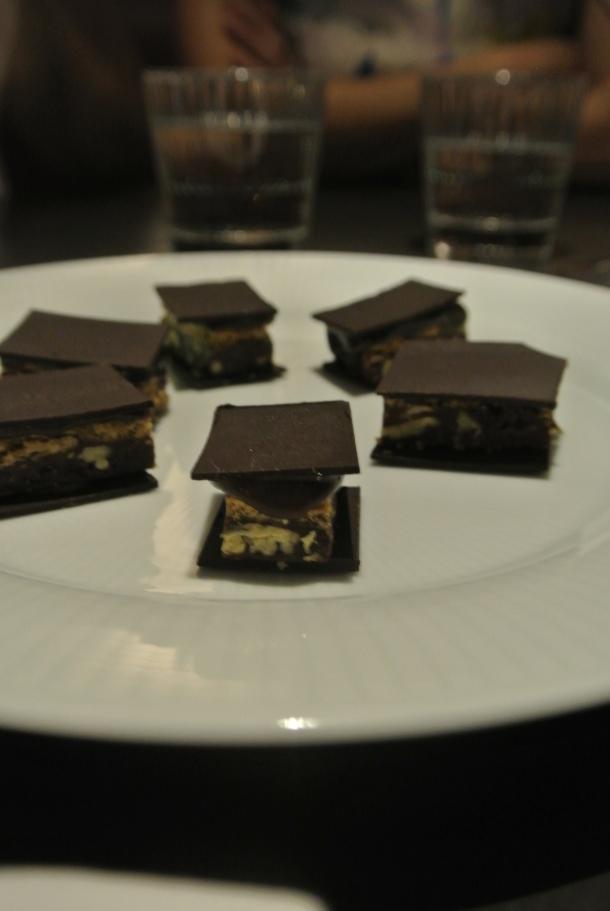 Carbon - chocolate bar