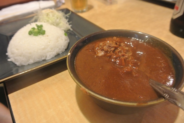 curry - beef curry