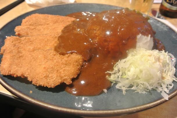 Curry - katsu curry