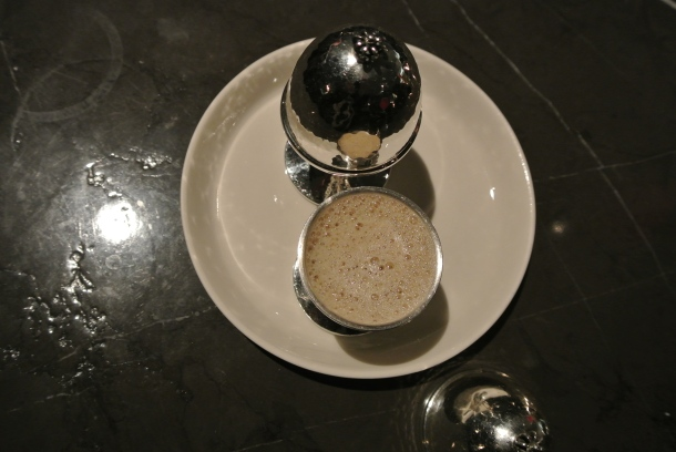 7th course - Cep mushroom.