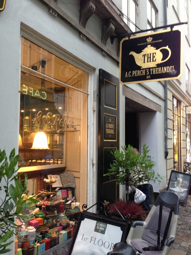 DenFav - tea shop