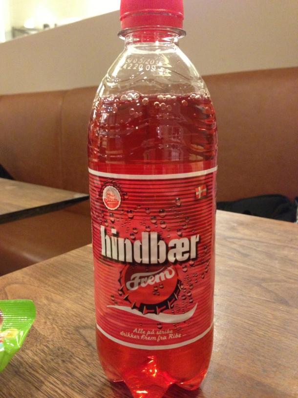 DenFav - raspberry soda