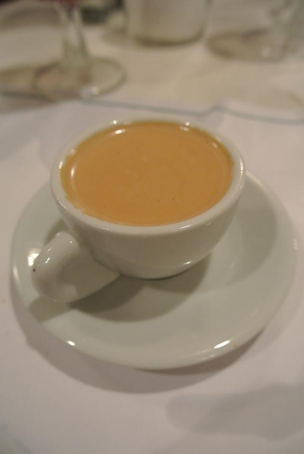 Cuban coffee.