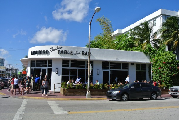 Yardbird in South Beach.