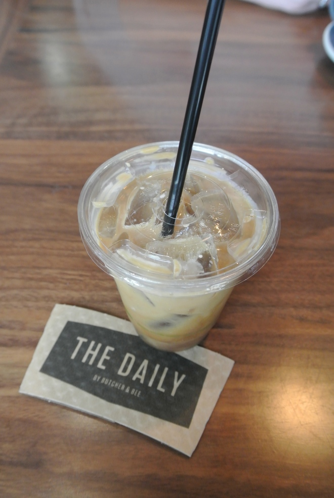 Daily - iced coffee