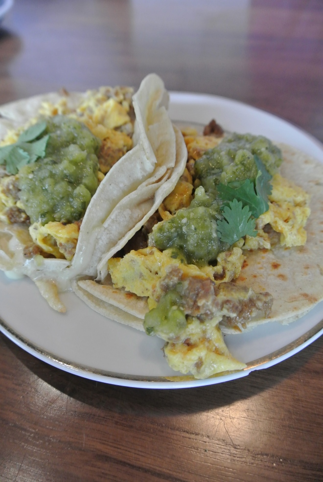 Daily - tacos