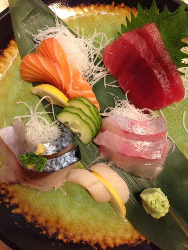 Zakkushi - sashimi