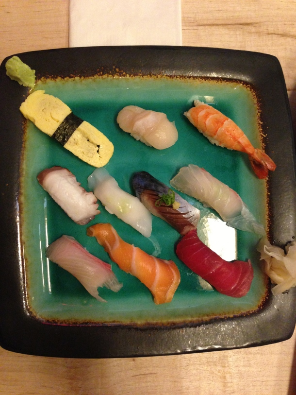 Zakkushi - sushi