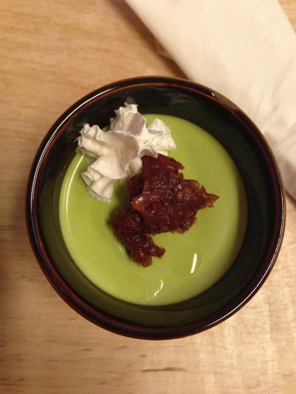 Zakkushi - dessert
