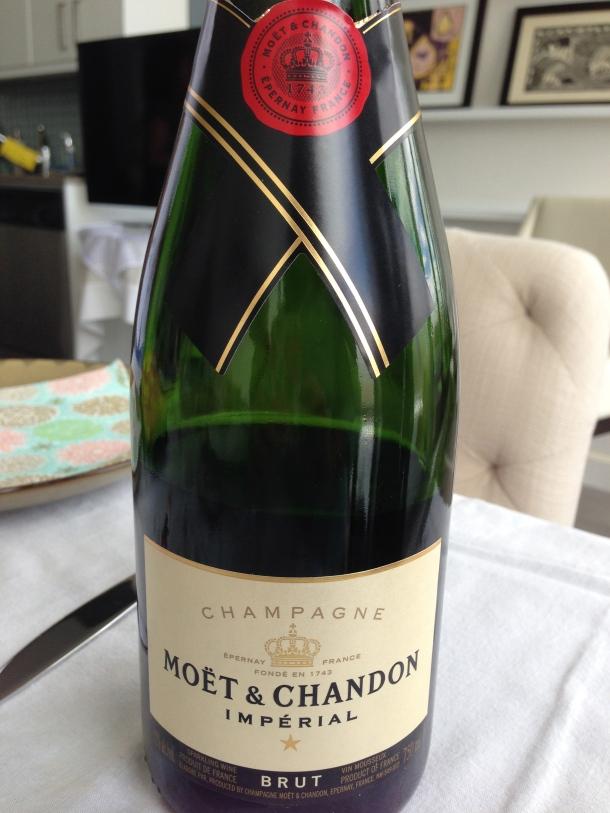 Champagne - Moet