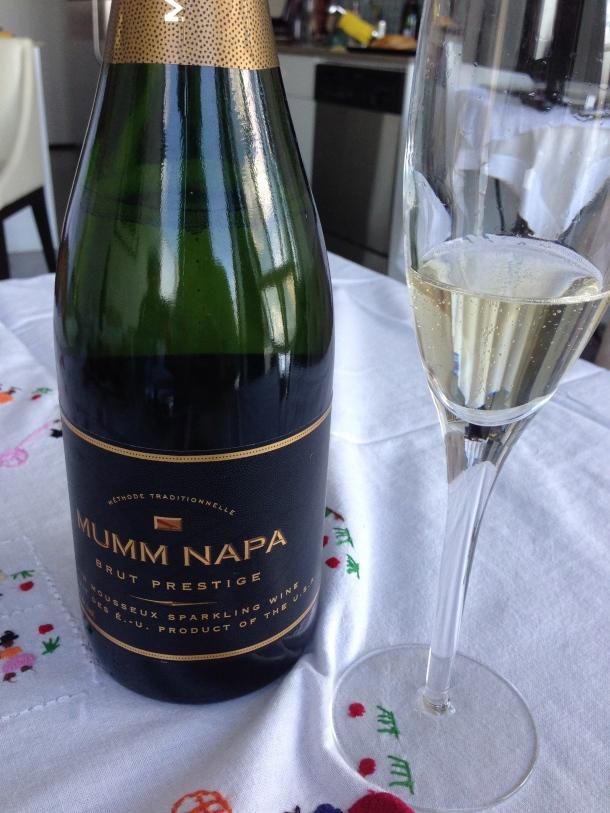 Champagne - mumm