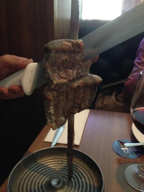 Picanha Brazil - Copacabana's signature meat.