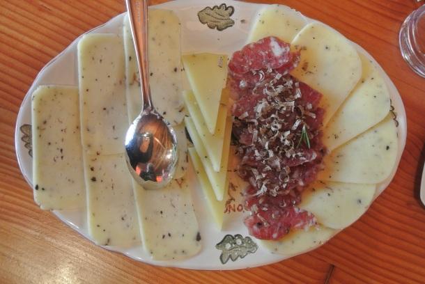 Karlic - cheese