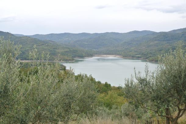 Karlic - lake