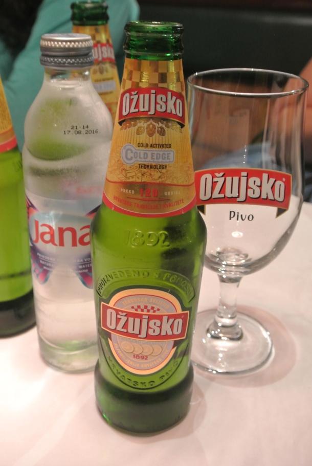 Beer - ozujsko