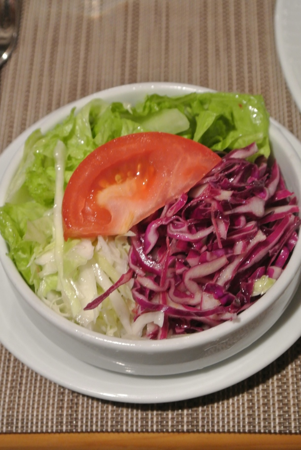 Miric - cabbage salad