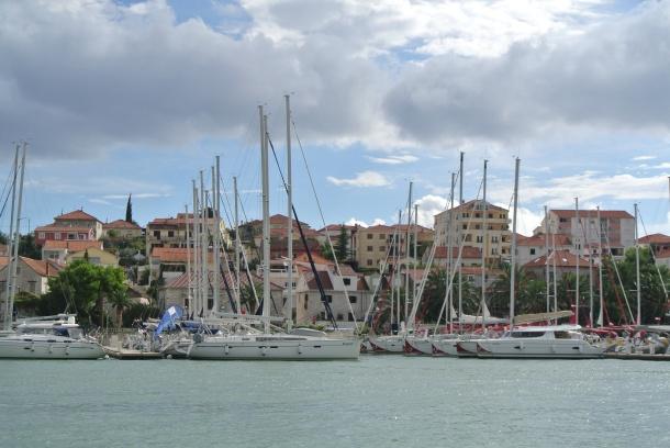 Trogir - harbour