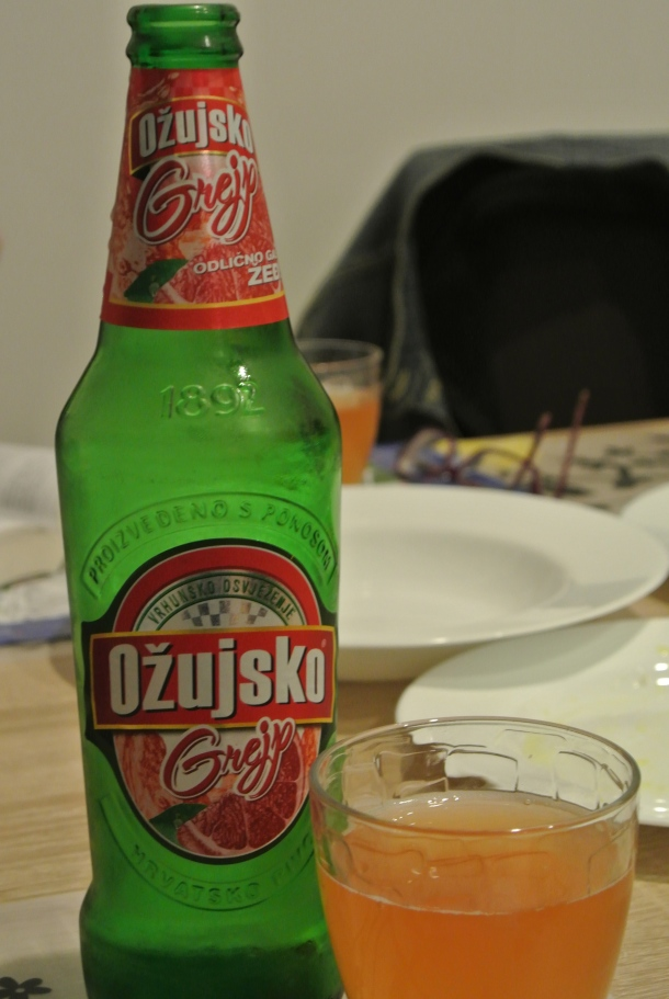 Beer - ozujsko radler