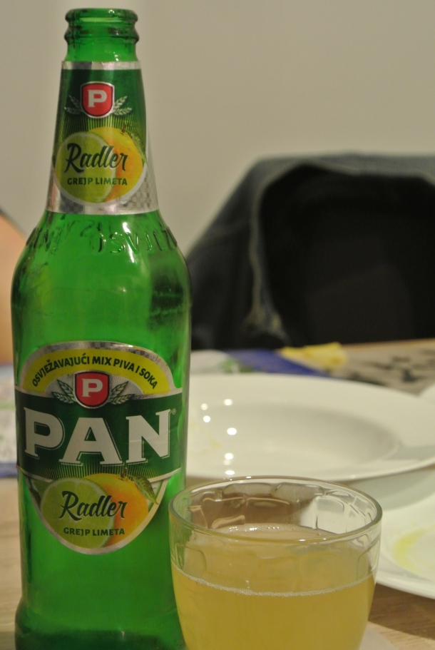Beer - Pan radler