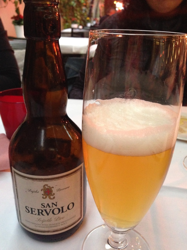 Beer - San Servolo