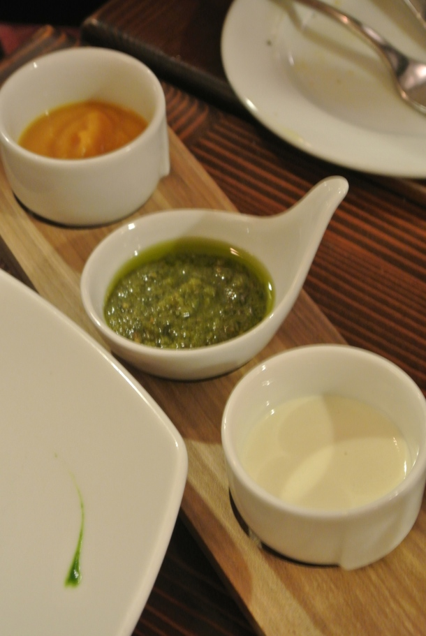 Zuzori - dipping sauces