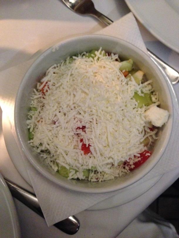 Jarunski - salad