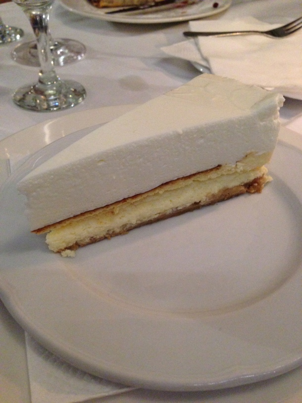 Jarunski - torta