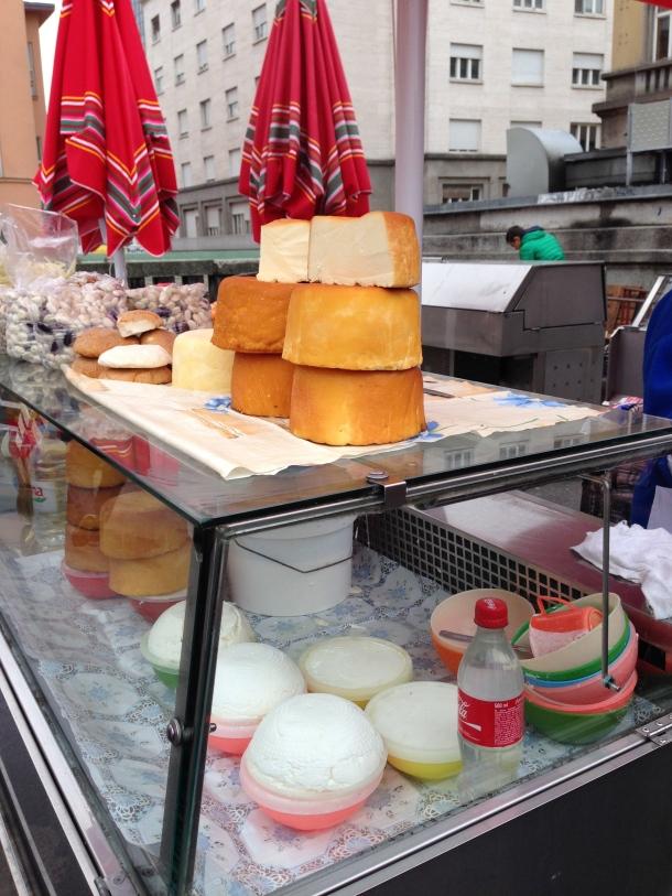 Dolac - cheese