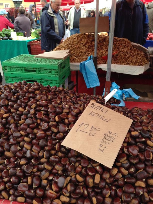 Dolac - chestnut