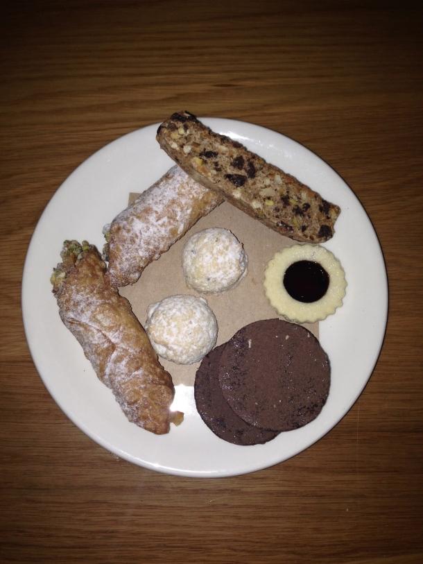 Barbuca - desserts